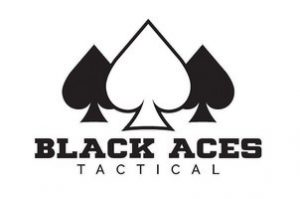 Black Aces Tactical Logo